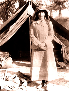 Gertrude Bell, adventuress