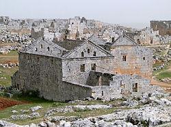 View of Serjilla